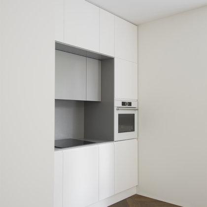 Modernūs virtuvės baldai, Vilnius, IVES furniture